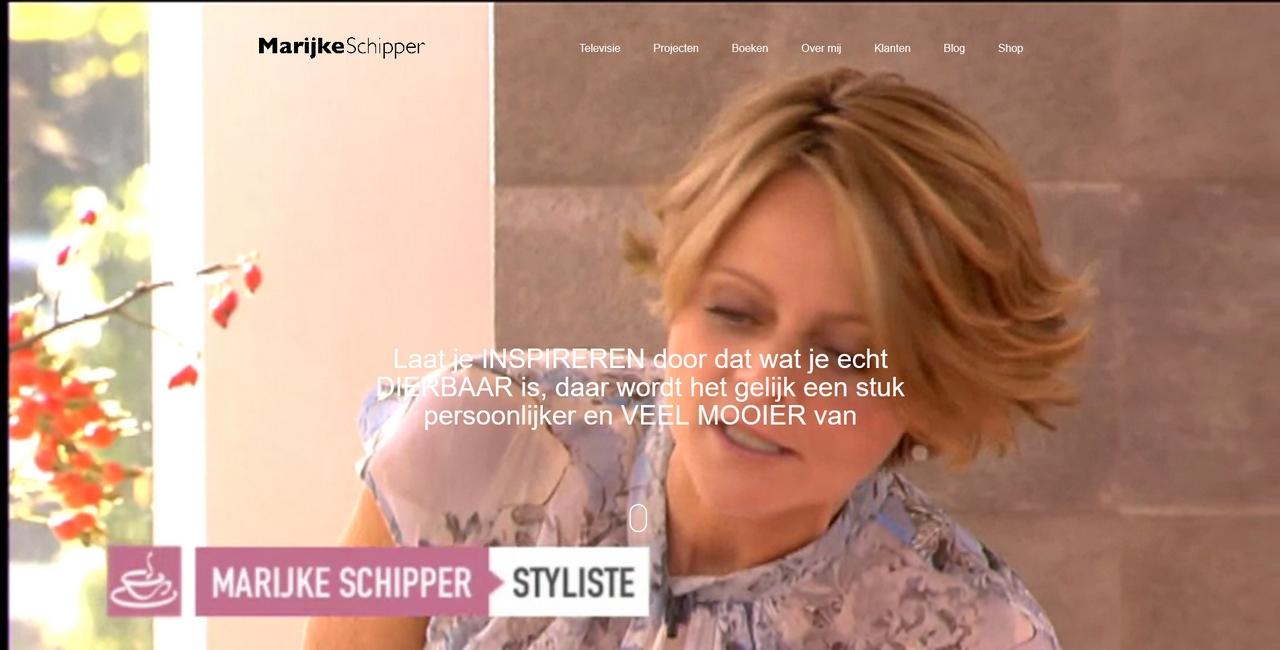 Marijke Schipper - home